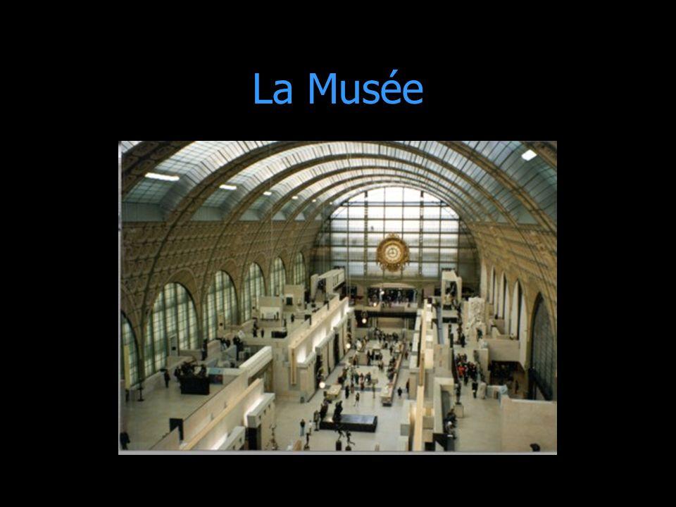 Limpressionisme Un modèle de la peinture charactérisé par l impression d une scène ou d un objet.