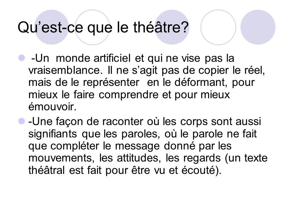 La tragédie….