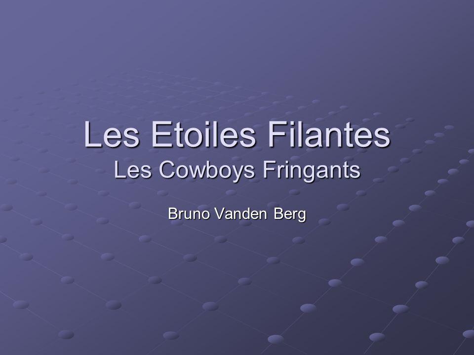 Les Etoiles Filantes Les Cowboys Fringants Bruno Vanden Berg