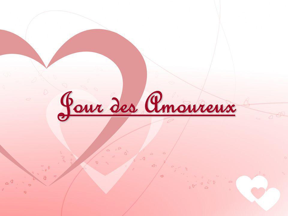 Jour des Amoureux