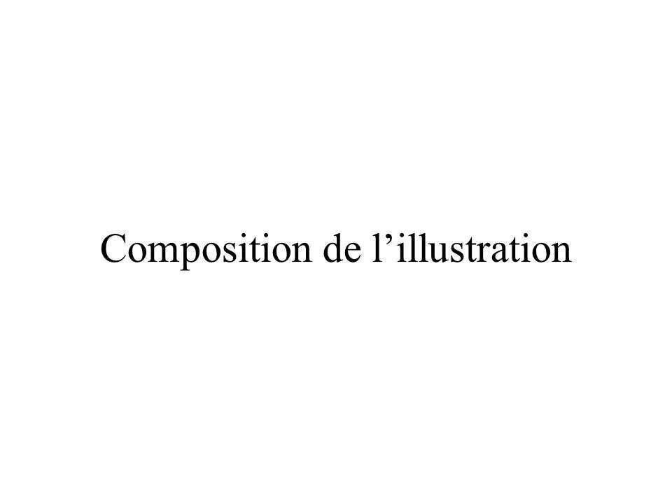 Composition de lillustration