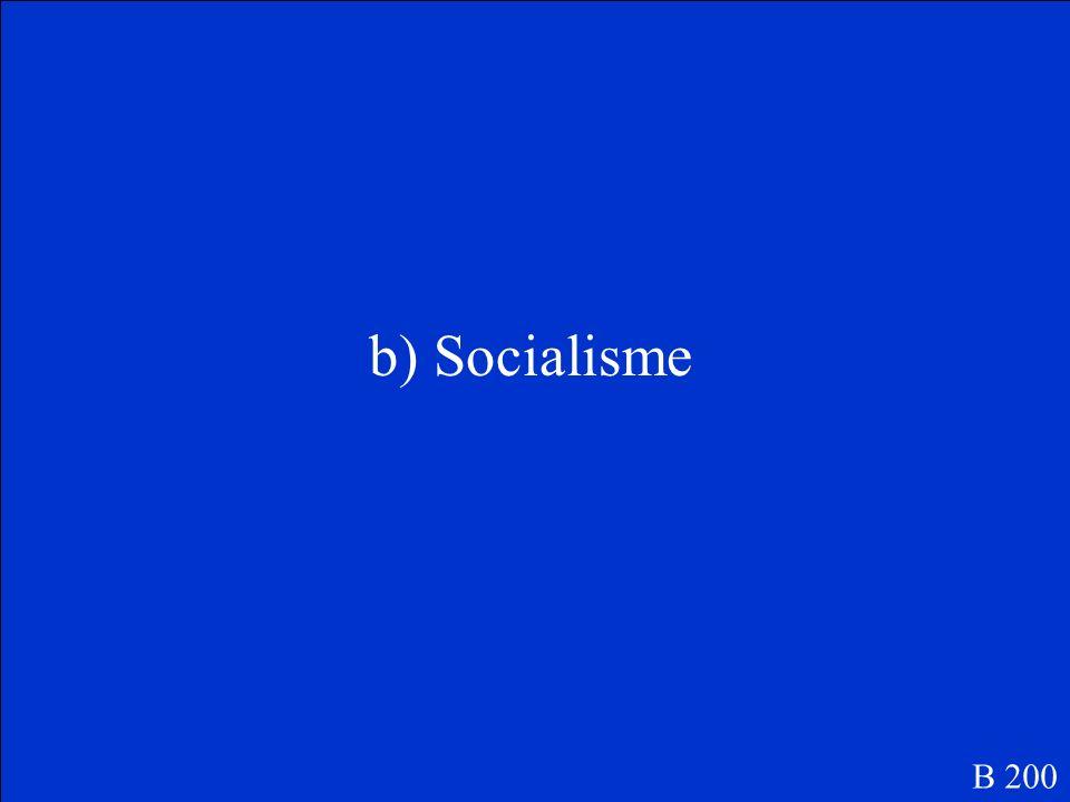 Cest quoi lidéologie NPD? a)Communisme b)Socialisme c)Conservatisme d)Fascisme B 200