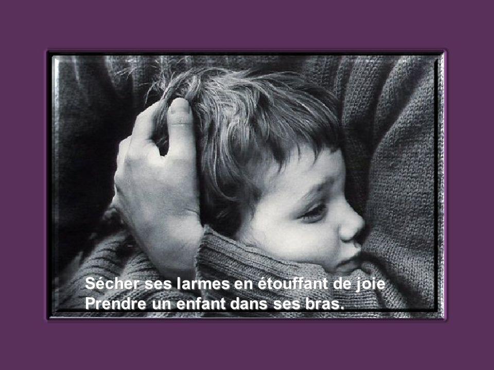 Prendre un enfant par la main. Yves Duteil