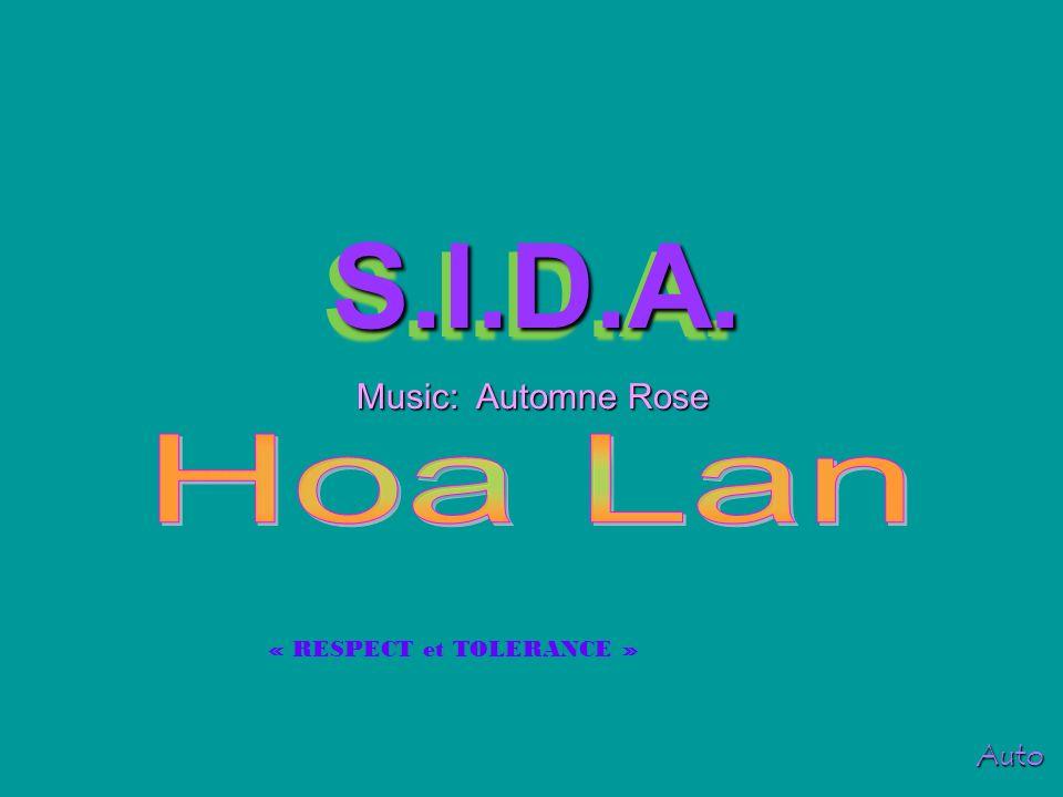 S.I.D.A. S.I.D.A. Auto Music: Automne Rose « RESPECT et TOLERANCE »