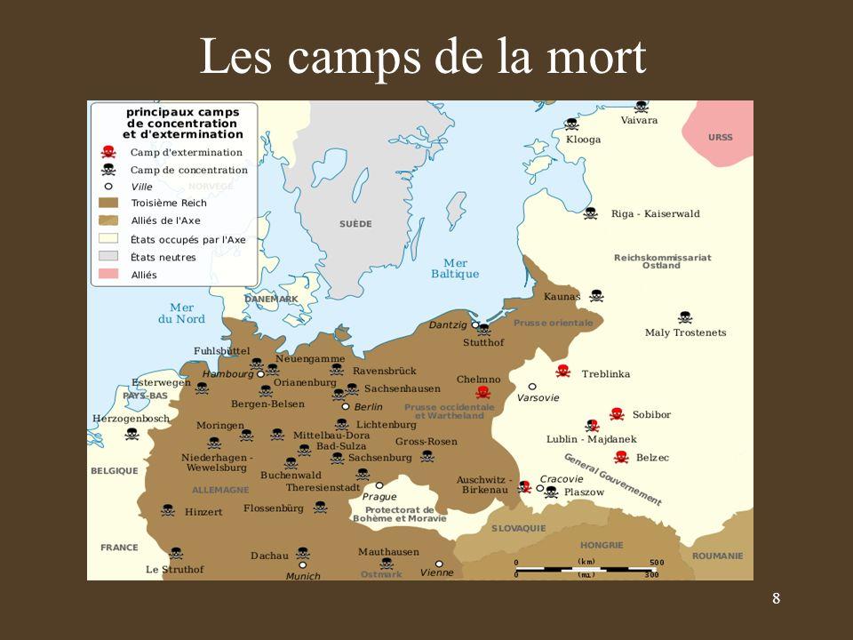 Les camps de la mort 8