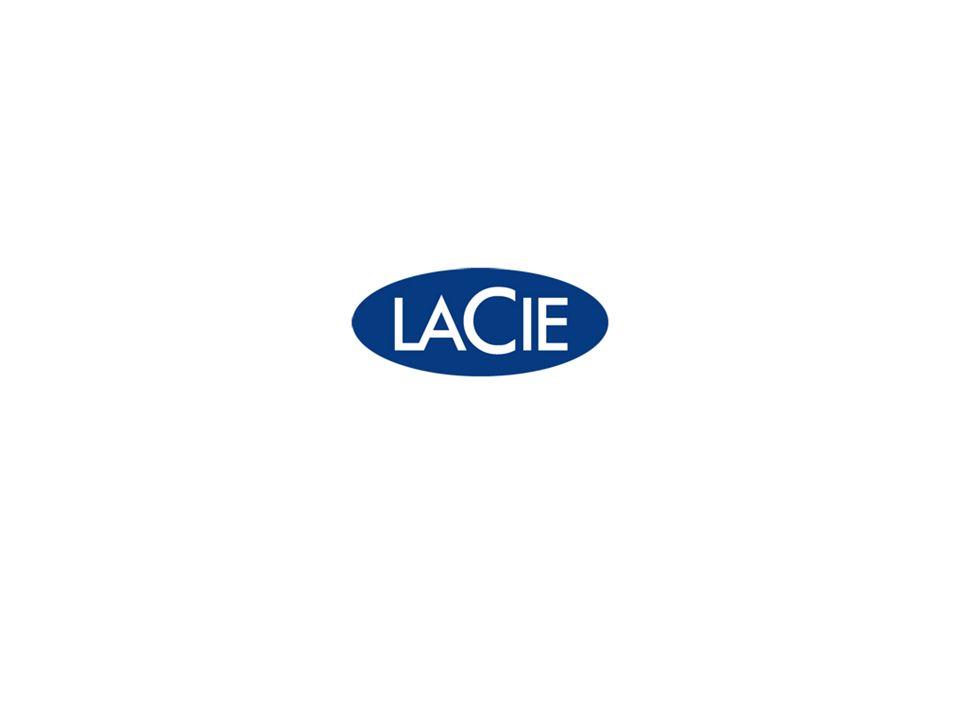 LaCie Hard Drive EMEA Business Update 2006/03 - Confidential
