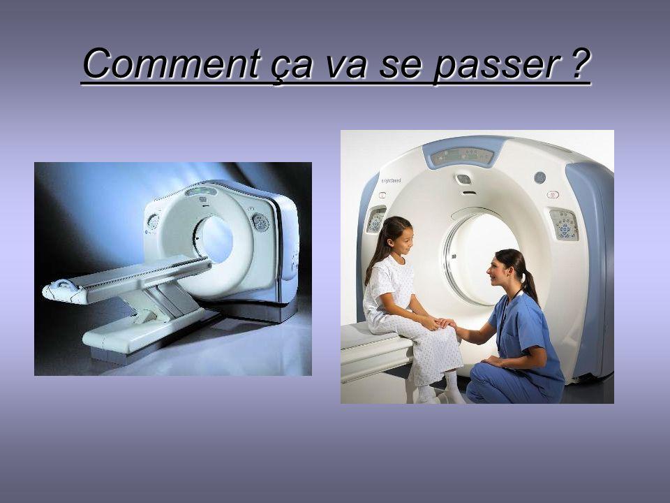 Lors de chaque examen la dose reçue par le patient est affichée sur lécran.
