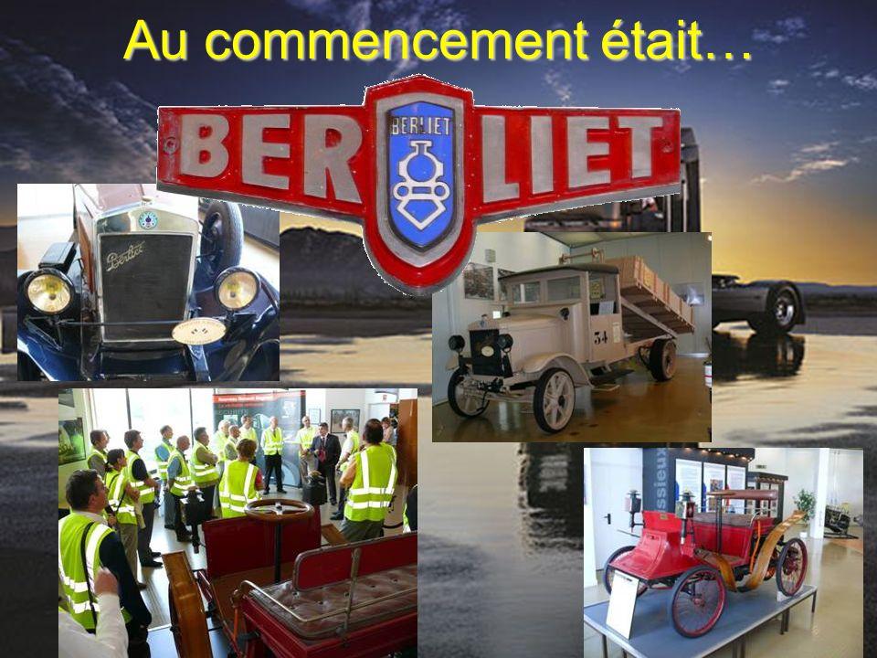 Puis vint Renault Trucks