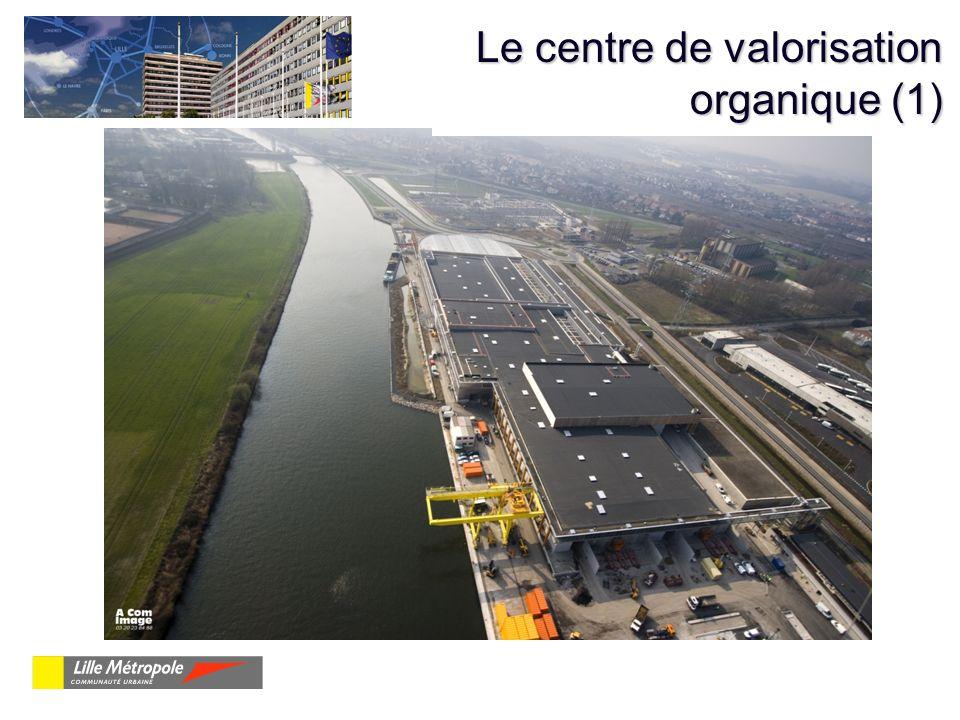 Le centre de valorisation organique (1)
