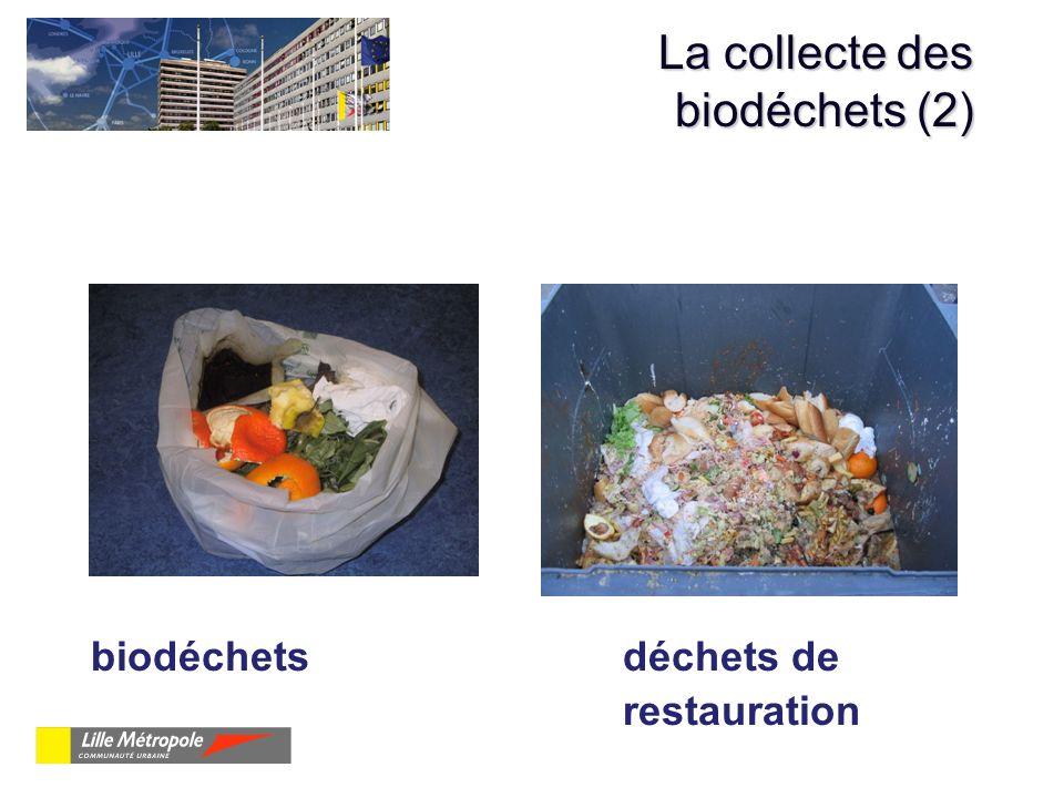 La collecte des biodéchets (2) biodéchets déchets de restauration