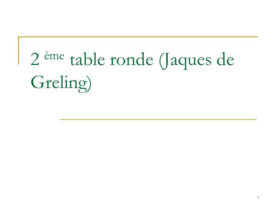 7 2 ème table ronde (Jaques de Greling)