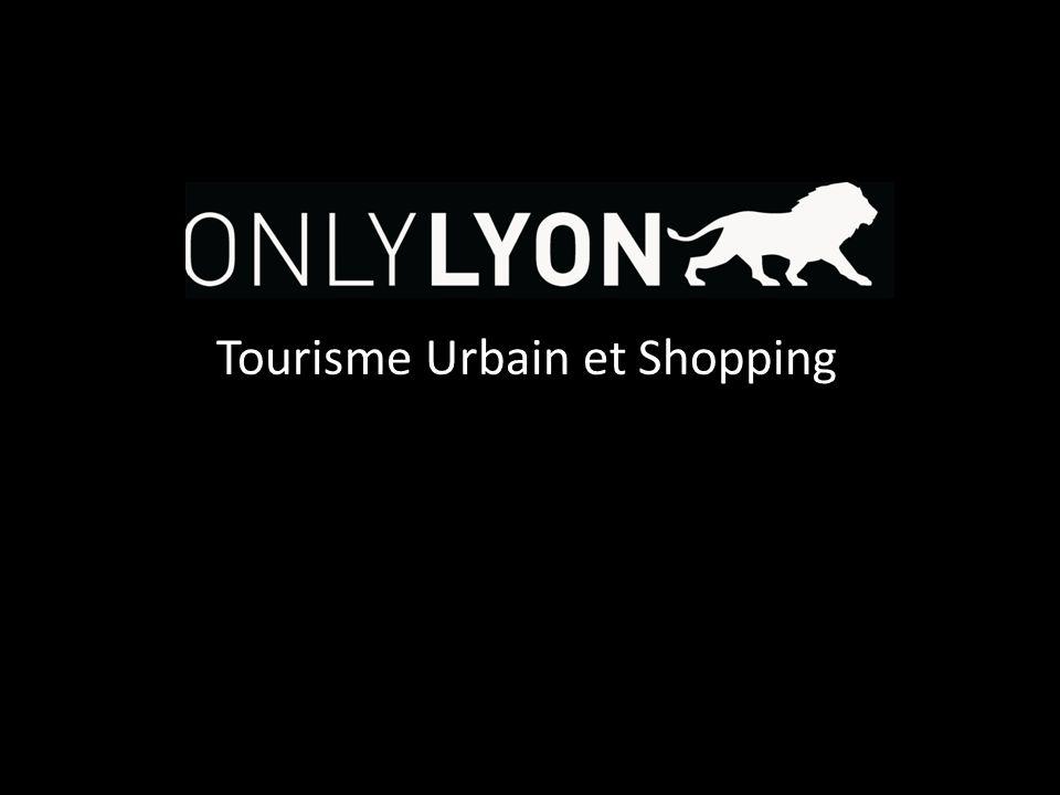 Tourisme Urbain et Shopping