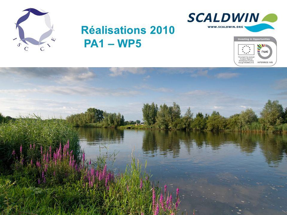 Aperçu Communication Commission de lEscaut Communication ScaldWIN Conclusion