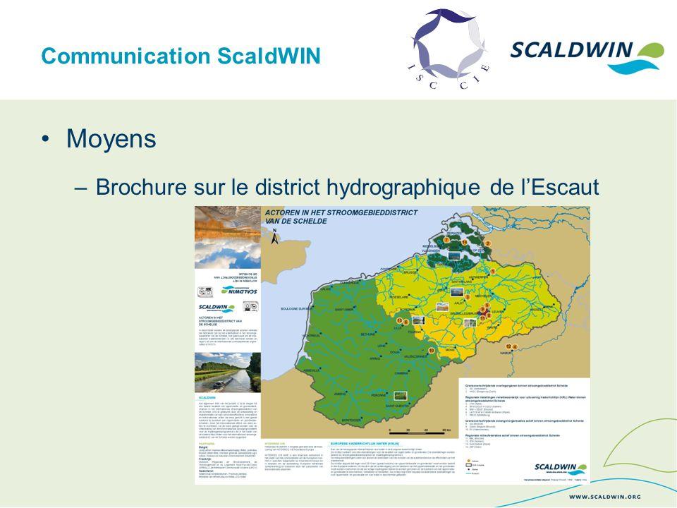 Communication ScaldWIN