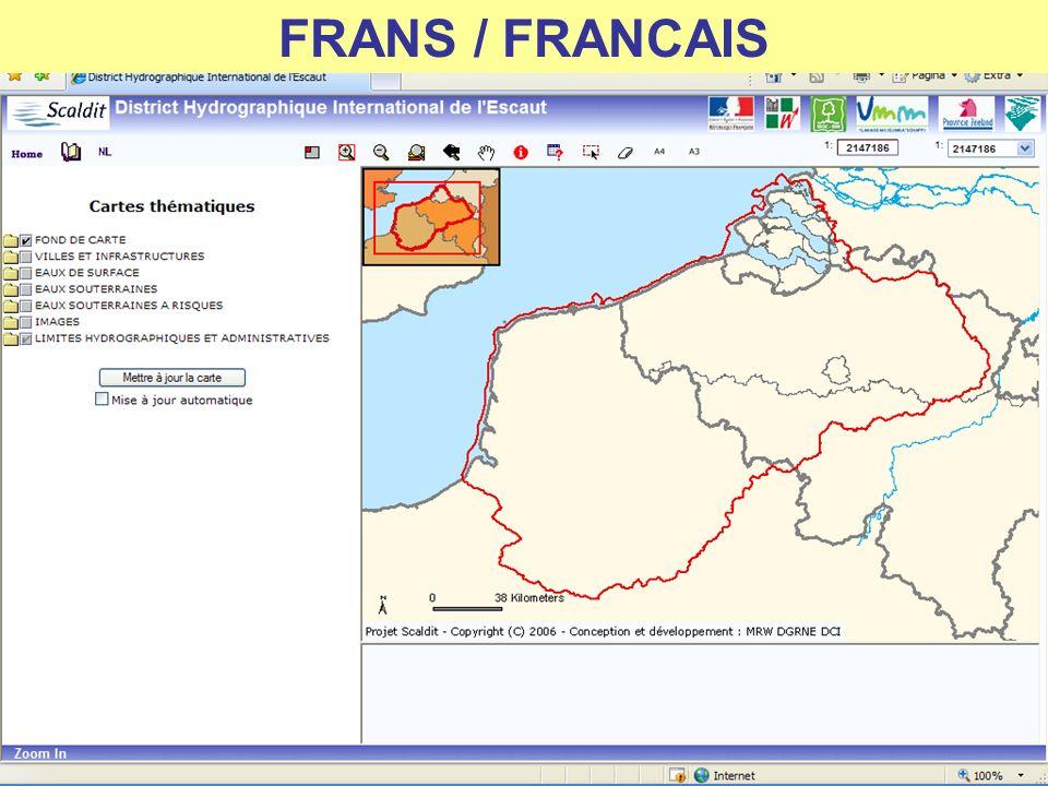 FRANS / FRANCAIS