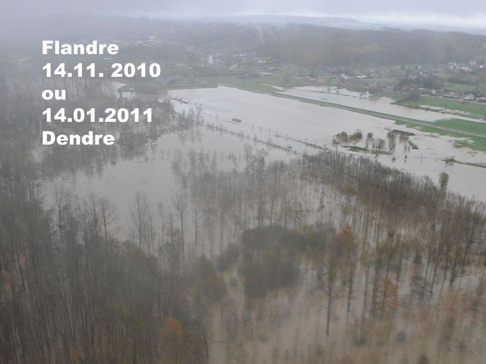 Flandre 14.11. 2010 ou 14.01.2011 Dendre