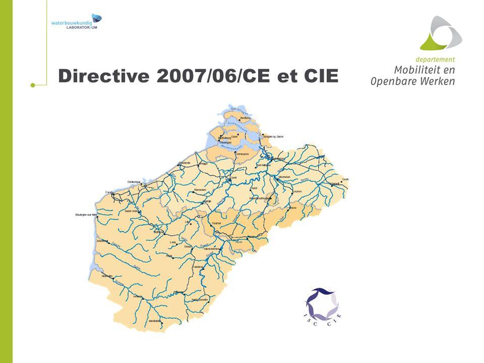 Directive 2007/06/CE et CIE