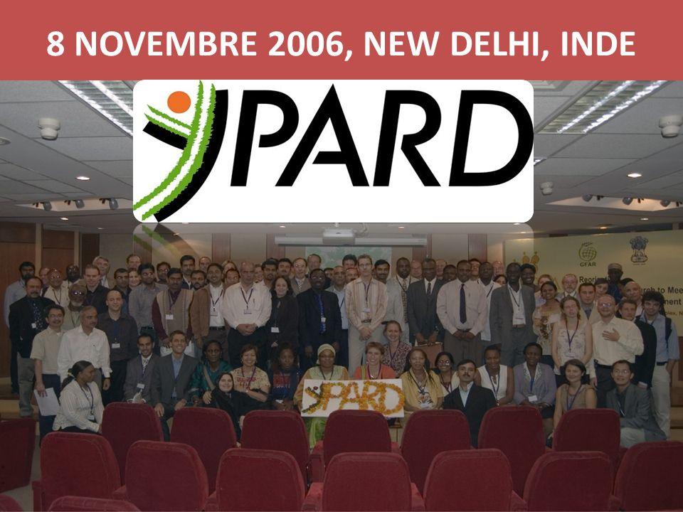 8 NOVEMBRE 2006, NEW DELHI, INDE