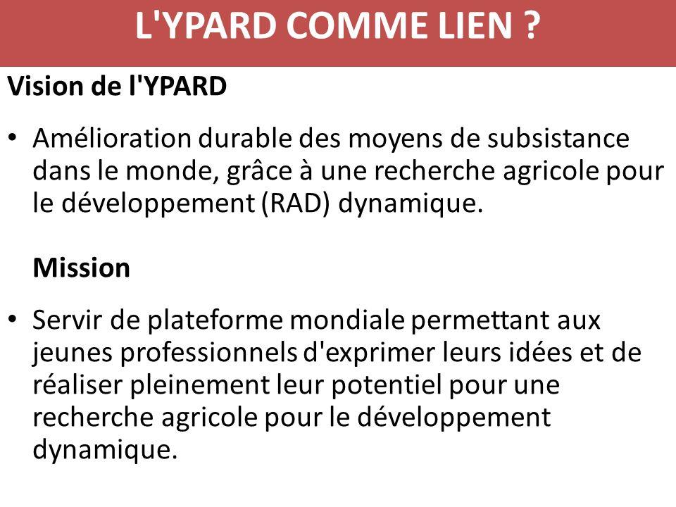 L YPARD COMME LIEN .