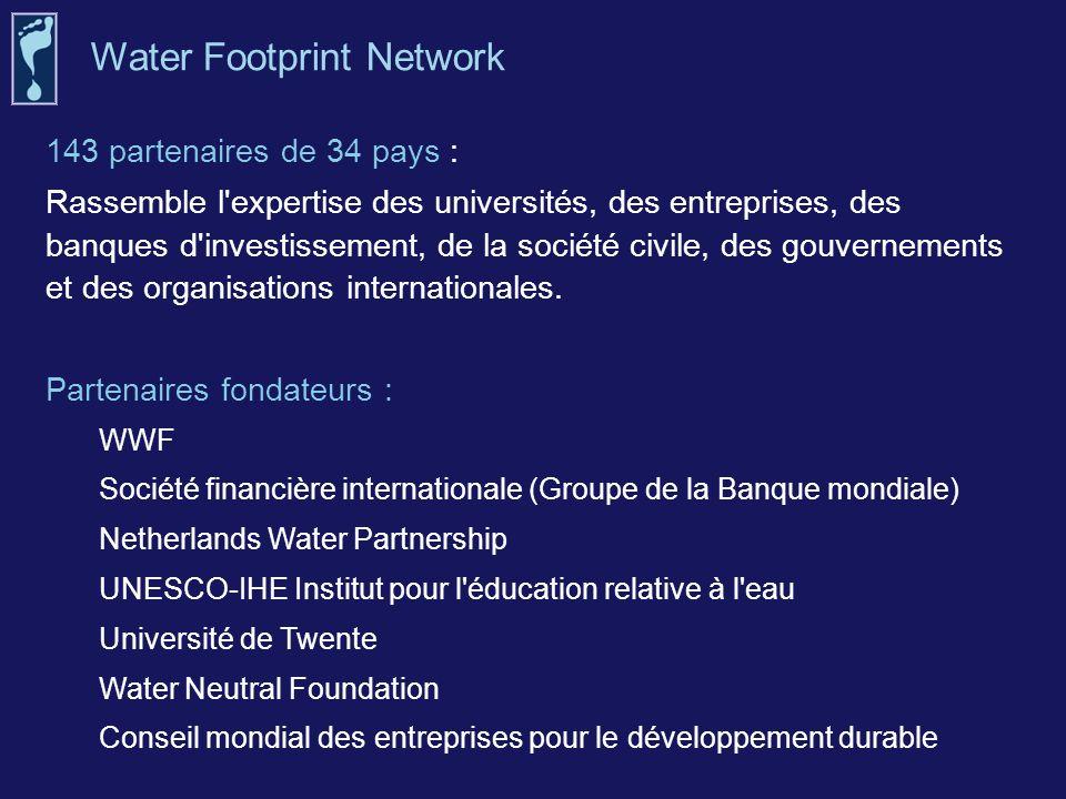 143 partenaires de 34 pays : Rassemble l'expertise des universités, des entreprises, des banques d'investissement, de la société civile, des gouvernem