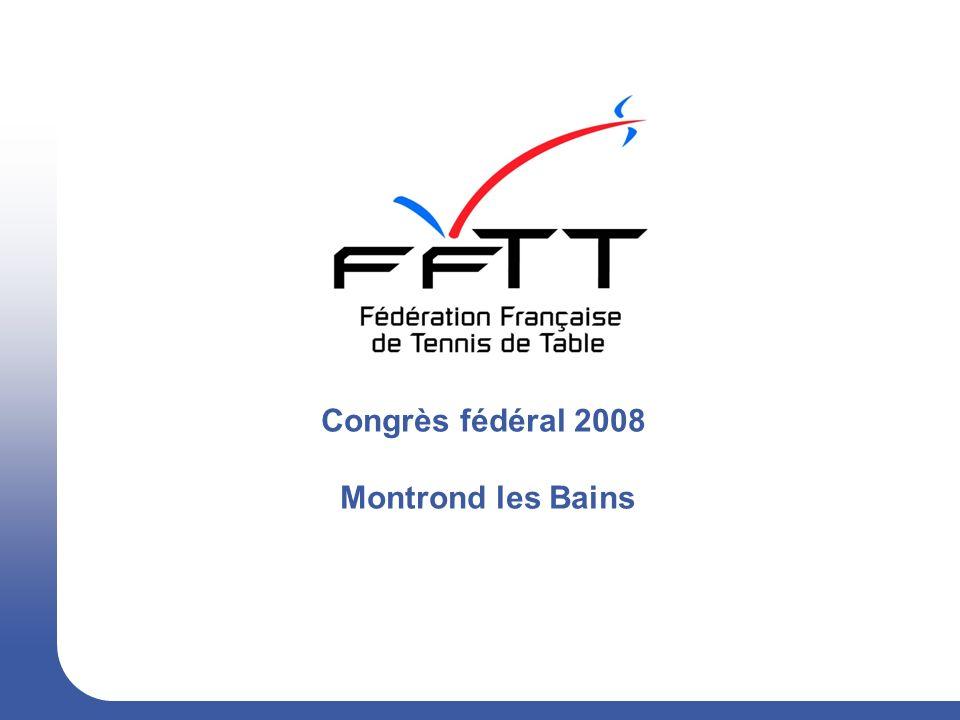Congrès fédéral 2008 Montrond les Bains