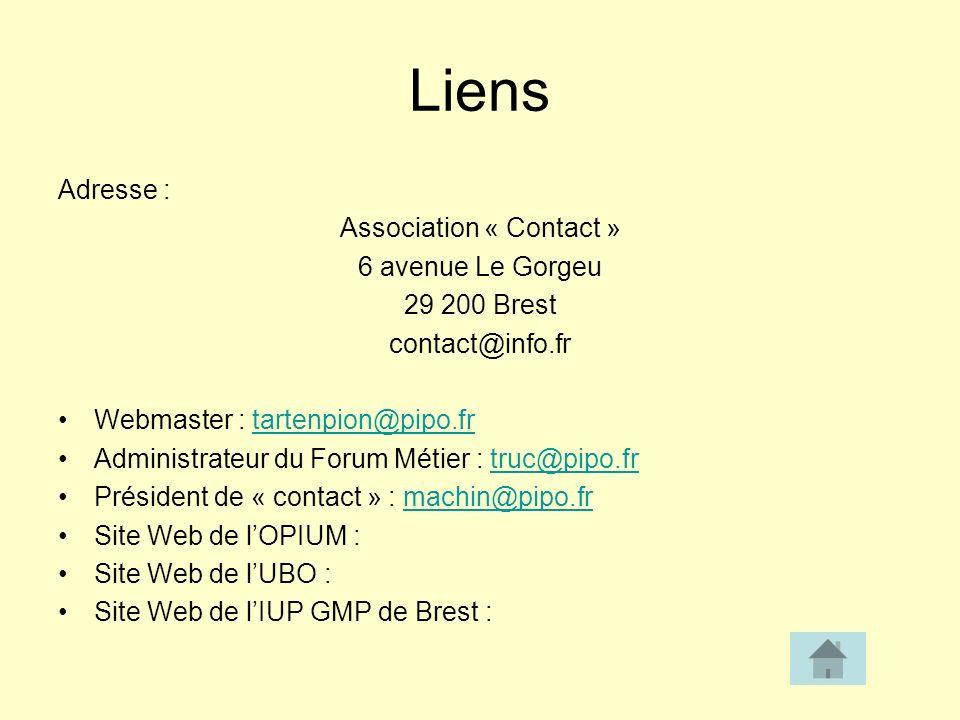 Outils Web Annonces : www.anpe.fr : Agence Nationale Pour lEmploiswww.anpe.fr www.apec.fr : Association Pour lEmplois des Cadreswww.apec.fr www.cadresonline.fr : Intérim, CDD, CDIwww.cadresonline.fr www.cadremploi.fr :Intérim, CDD, CDIwww.cadremploi.fr www.expectra.fr : Intérim, CDD, CDIwww.expectra.fr www.manpower.fr : Intérim, CDD, CDIwww.manpower.fr www.proman-interim.com : Intérim, CDD, CDIwww.proman-interim.com www.adecco.fr : Intérim, CDD, CDIwww.adecco.fr www.adia.fr : Intérim, CDD, CDIwww.adia.fr Agents de Recherche: www.monster.fr : Intérim, CDD, CDIwww.monster.fr www.keljob.com : Intérim, CDD, CDIwww.keljob.com Candidatures Spontanées : www.pagespro.com : Annuaires des entreprises de Francewww.pagespro.com