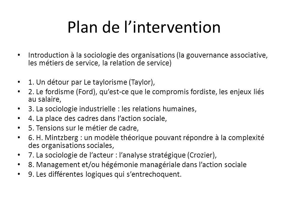 Introduction : une hypothèse de lecture de laction sociale Quest-ce que la sociologie .