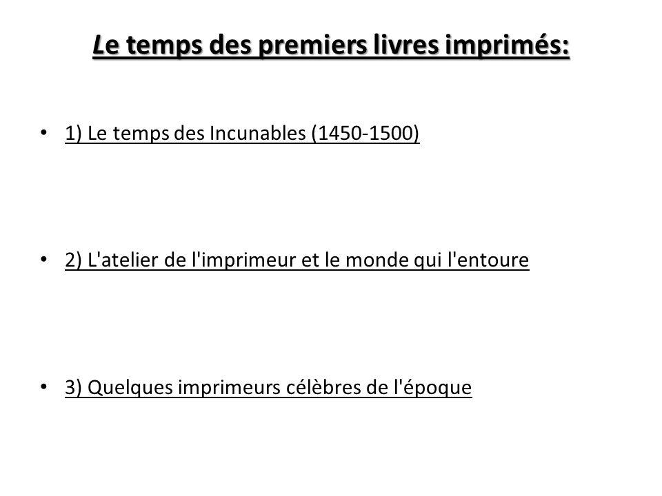 Presses :
