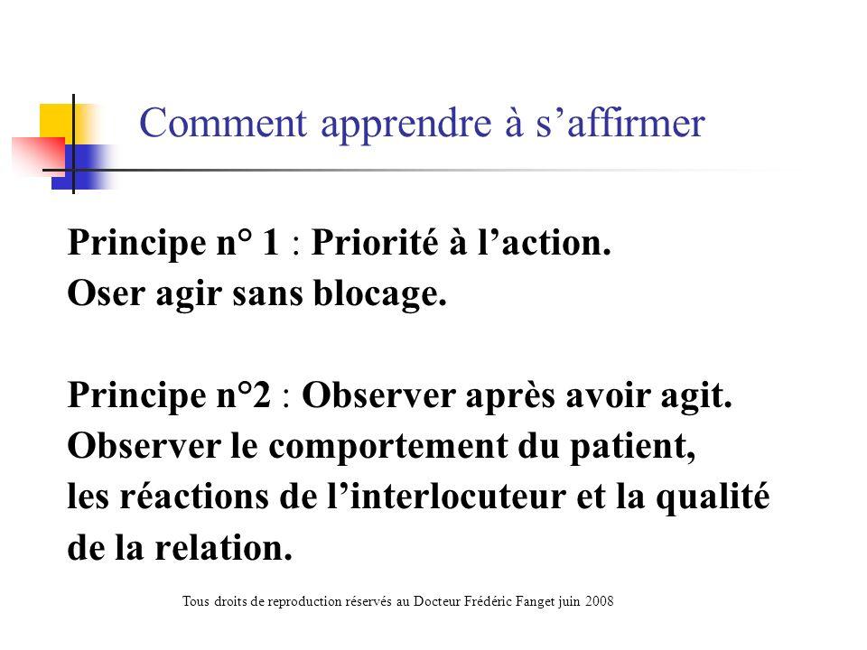 Bibliographie affirmation de soi F.Fanget, B.