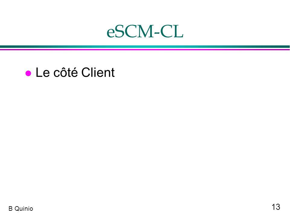 13 B Quinio eSCM-CL l Le côté Client
