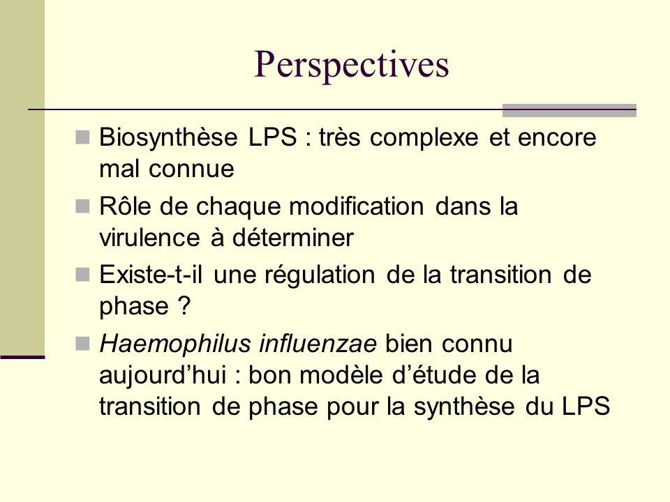 Références Travaux de JN Weiser et al.