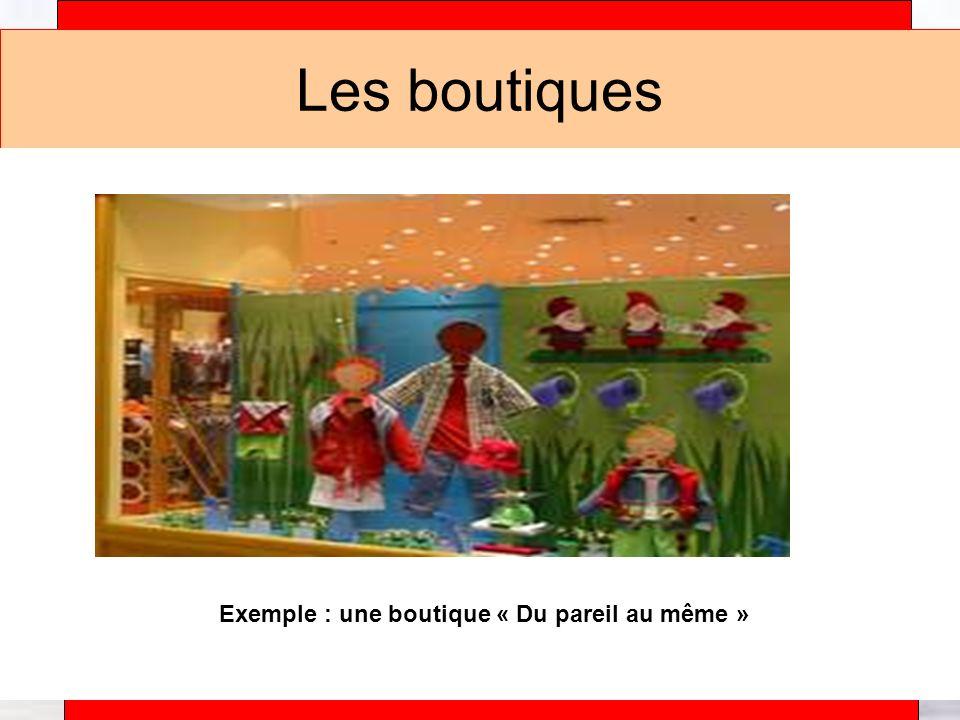 Alain Téfaine – 04/2004 Les superettes B.