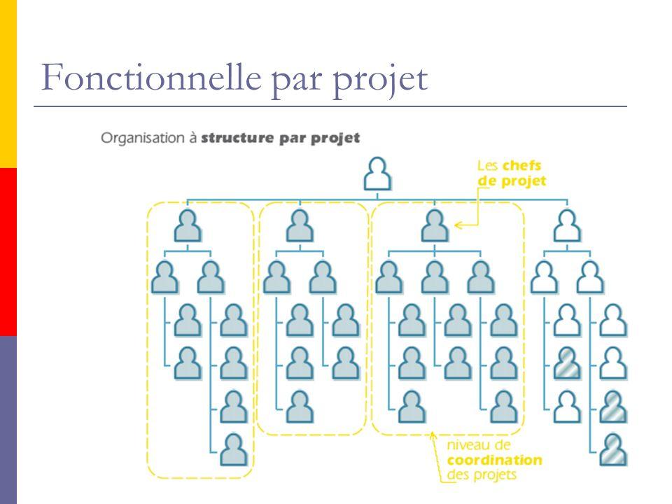 Fonctionnelle par projet