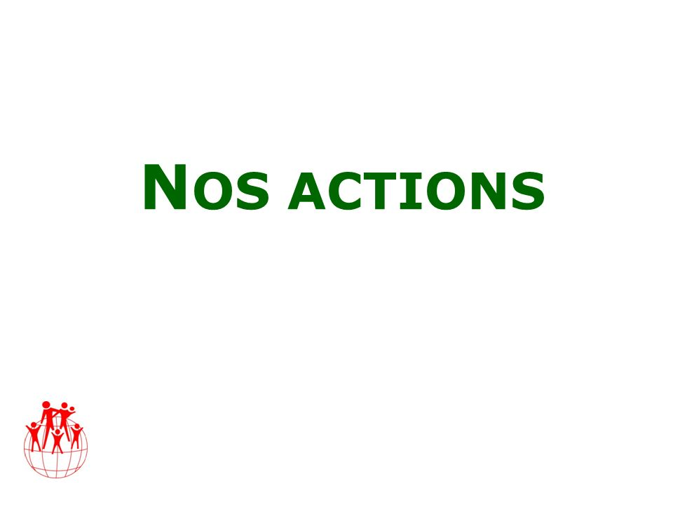 N OS ACTIONS