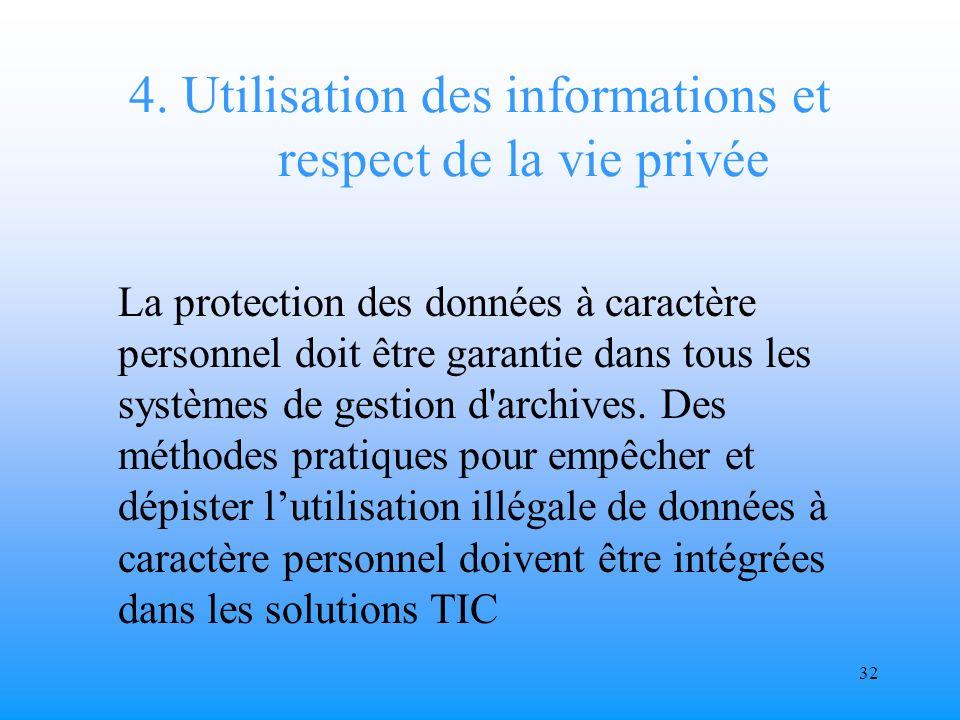 31 3.Code déontologique et éthique Dans un monde en rapide mutation, la législation ne peut pas fixer des normes techniques.