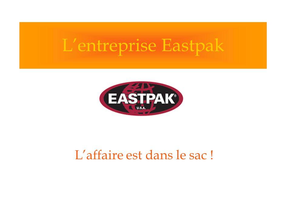 Lentreprise Eastpak Laffaire est dans le sac !