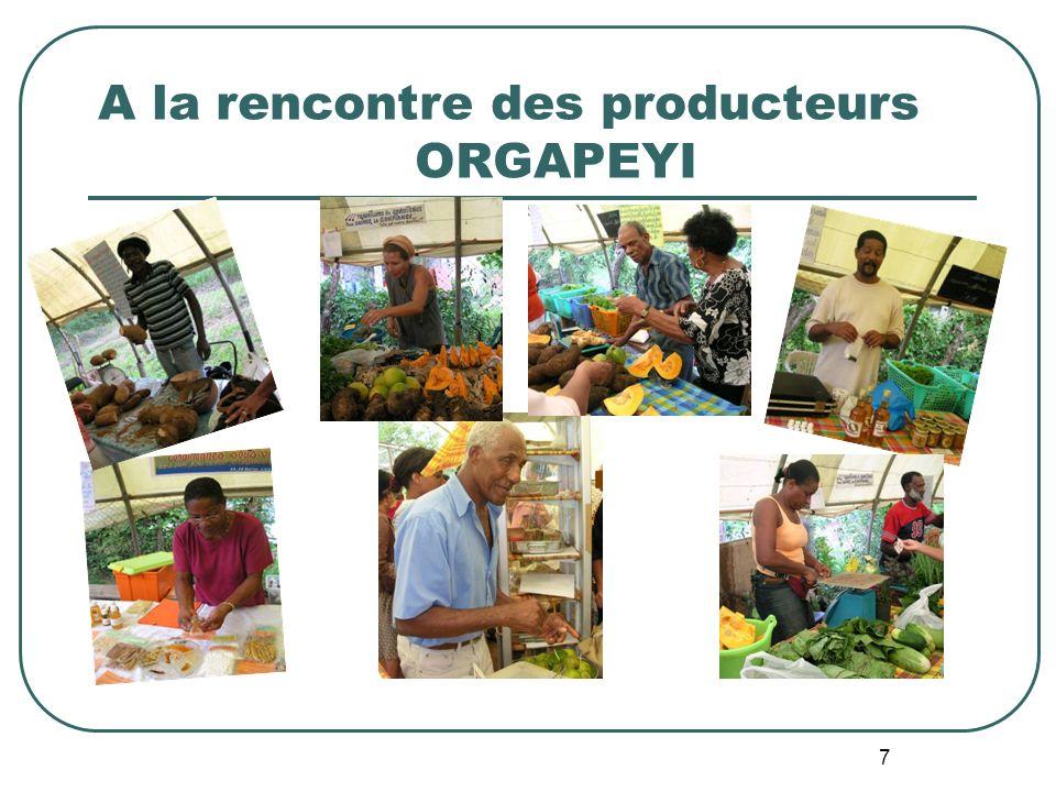 7 A la rencontre des producteurs ORGAPEYI