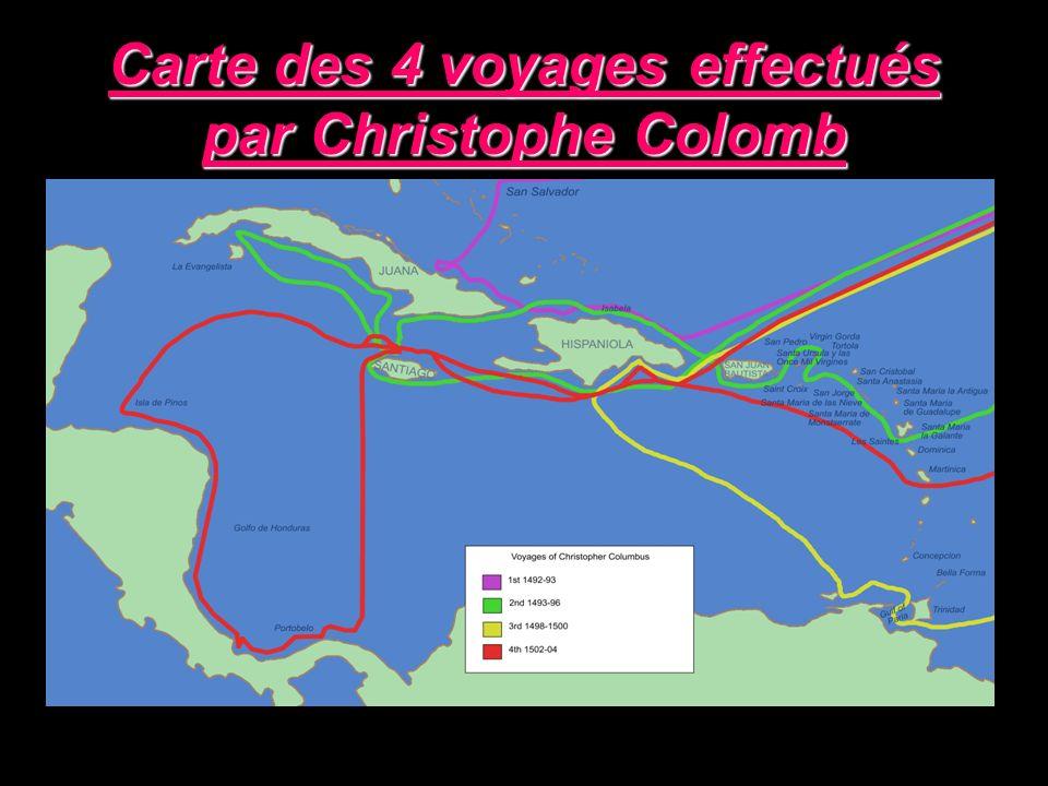 La découverte de lAmérique La découverte de lAmérique fut le début dun « nouveau Monde » inconnu qui a rapidement été colonisé.
