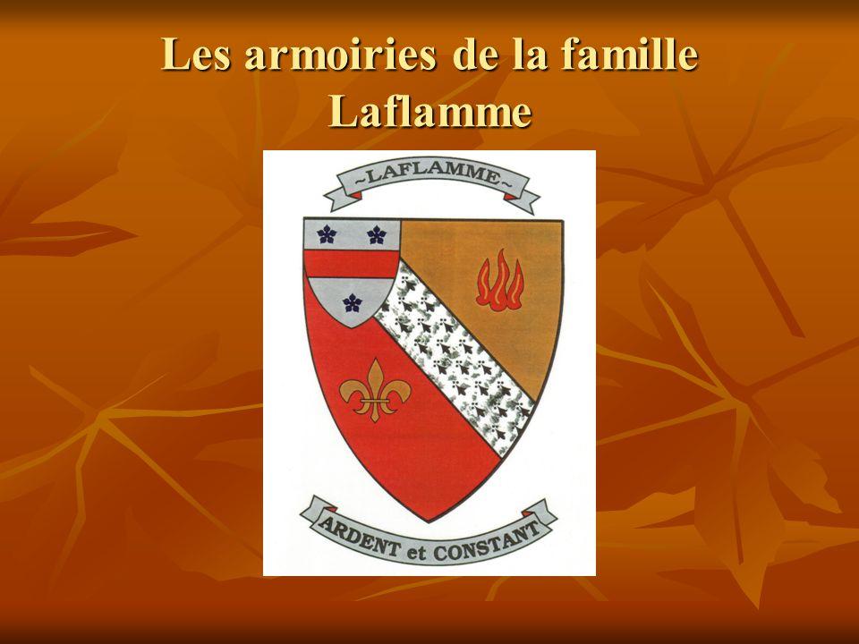 Le père de la famille Laflamme de lamérique du nord Hervé Quémeneur n.