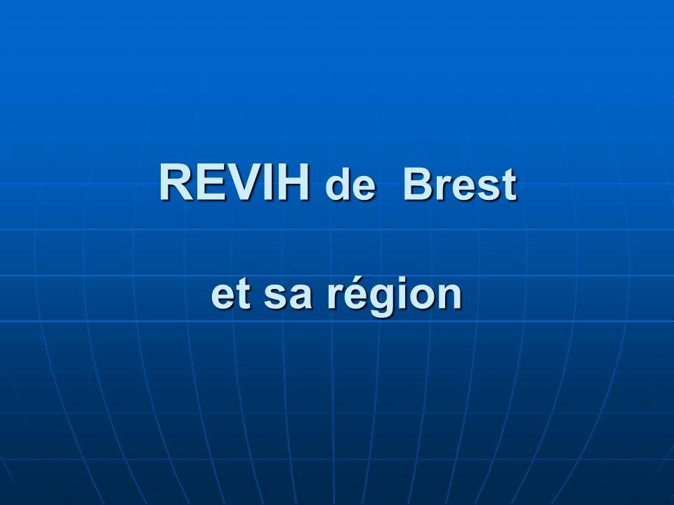 REVIH de Brest et sa région