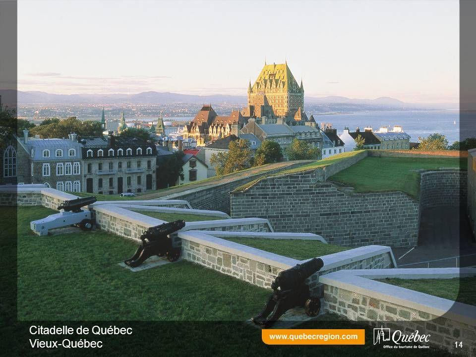 Citadelle de Québec Vieux-Québec 14