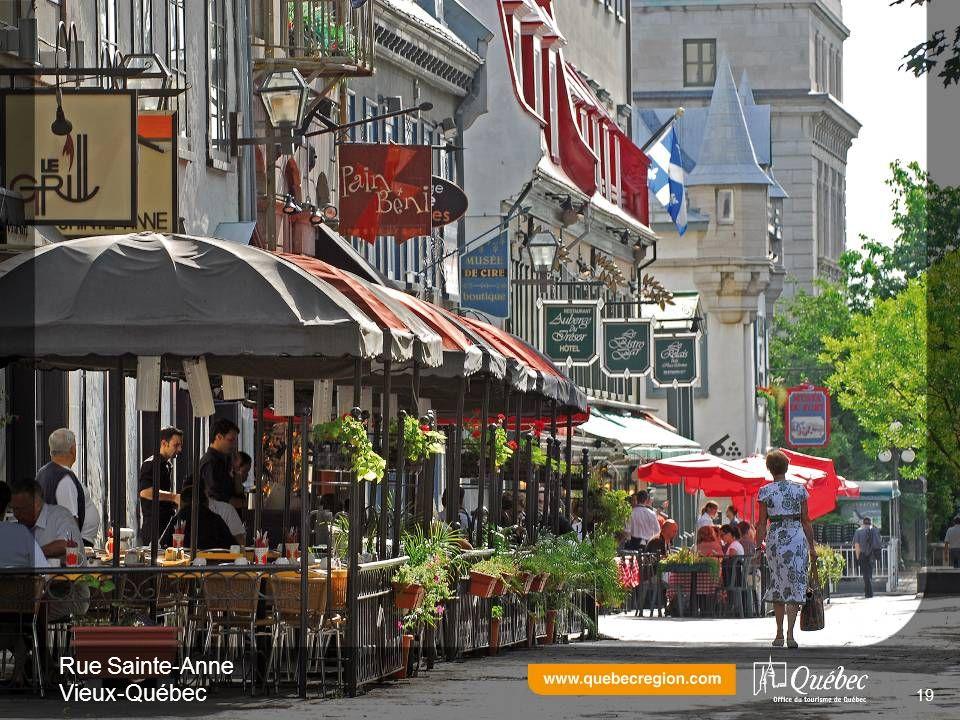 Rue Sainte-Anne Vieux-Québec 19