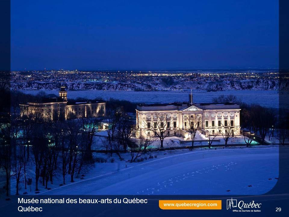 Musée national des beaux-arts du Québec Québec 29