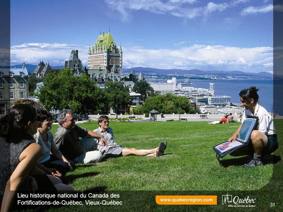 Lieu historique national du Canada des Fortifications-de-Québec, Vieux-Québec 31