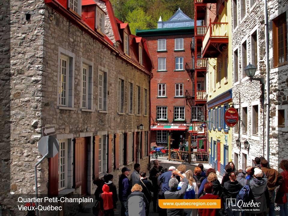 Quartier Petit-Champlain Vieux-Québec 38