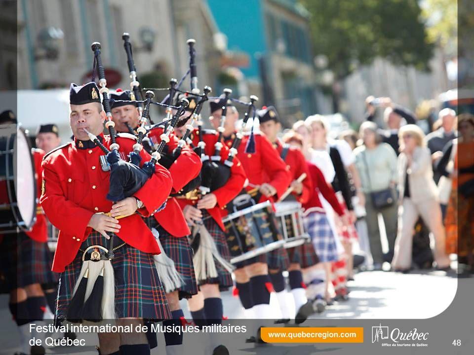 Festival international de Musiques militaires de Québec 48