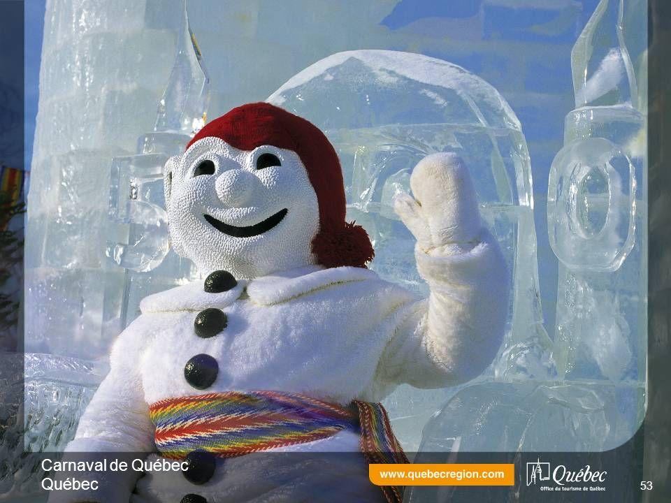 Carnaval de Québec Québec 53