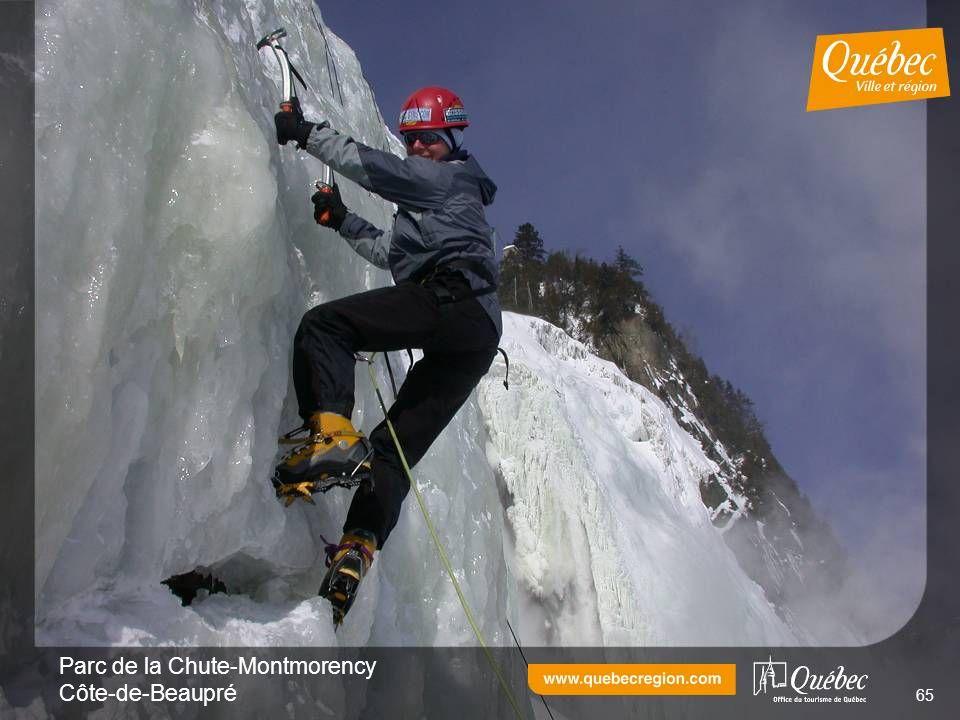 Parc de la Chute-Montmorency Côte-de-Beaupré 65