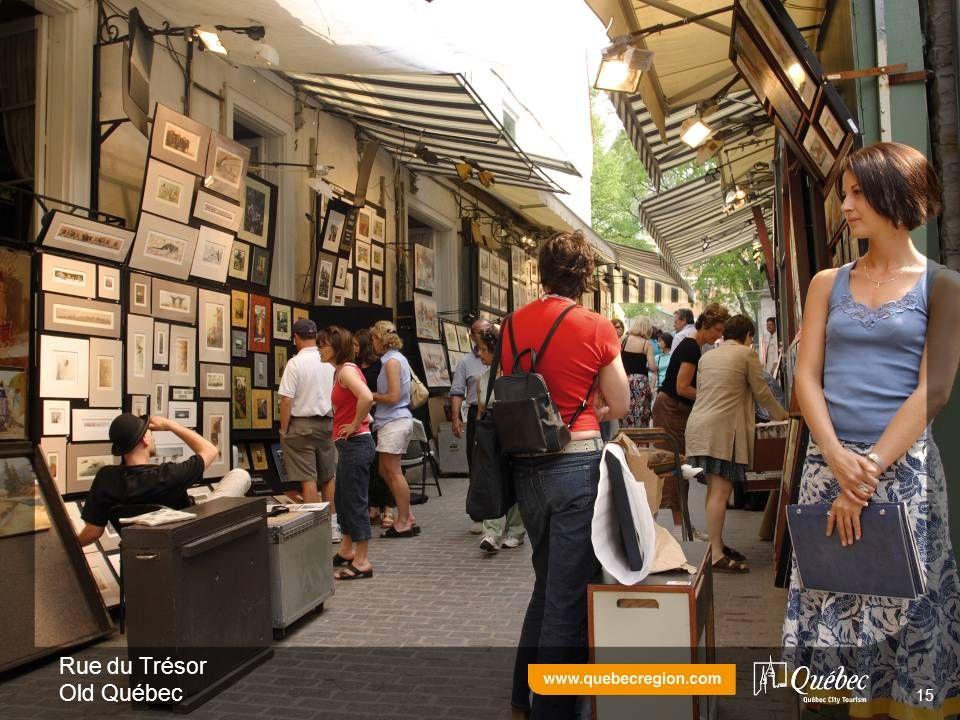 Rue du Trésor Old Québec 15