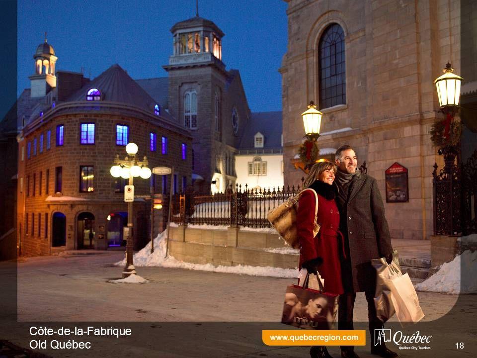 Côte-de-la-Fabrique Old Québec 18